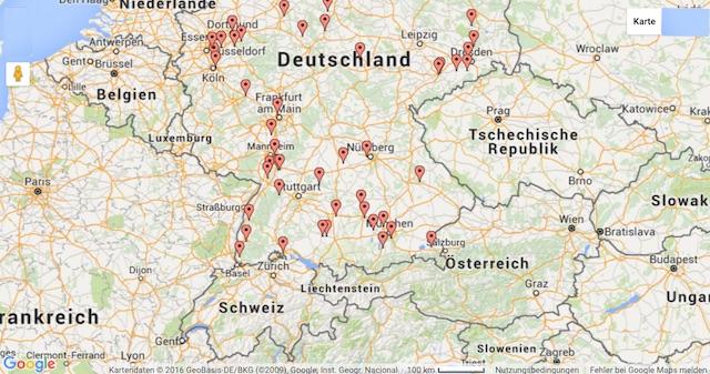 VW Bus Services Sueddeutschland 04 2016