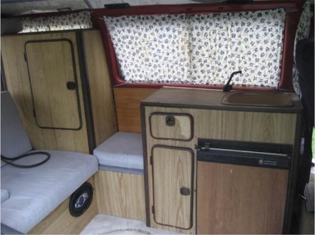 VW Bus T3 Blender Basis Innenausstattung Uraltausführung