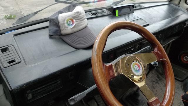 Armaturenbrett ohne Armaturen VW Bus Brettershuttel SupremeSurf reduzierte Datenmenge