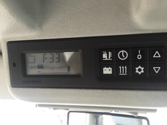 Fehlermeldung F 33 Bedienteil Umluftheizung VW Bus California Coach