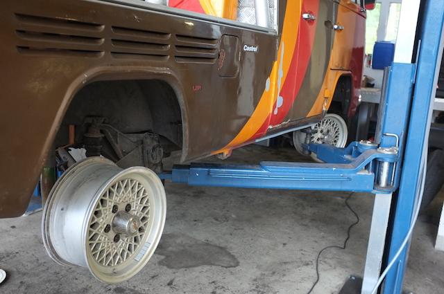 Felgen kaufen für den VW Bus T2