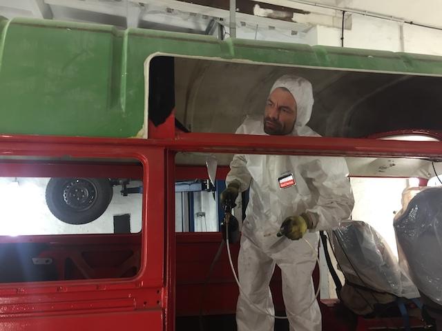 Hohlraumkonservierung Erfahrungen VW Bus TESTSIEGER