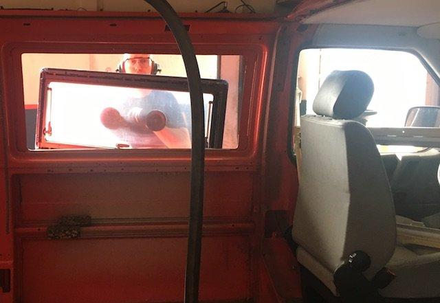 Innenraumkonzepte VW Bus