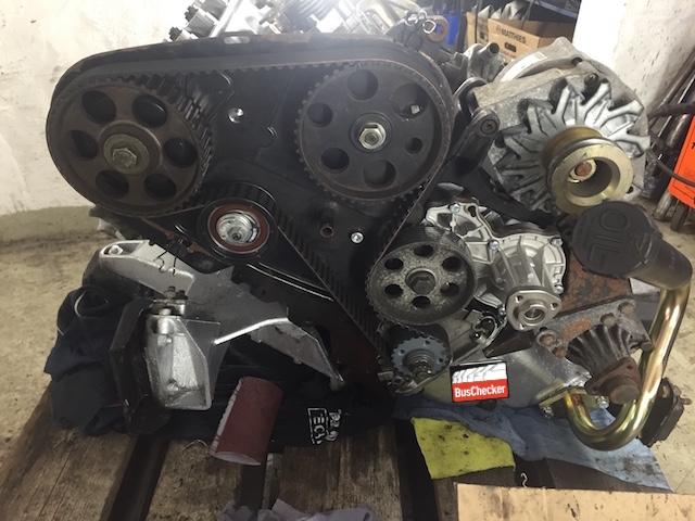 T3 1.9 Turbodieselmotor Umbau