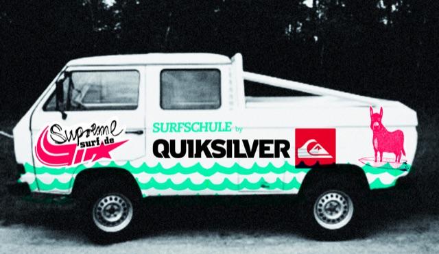 T3 Doka Supreme Surf Entwurf Dan Petermann Farbgebung