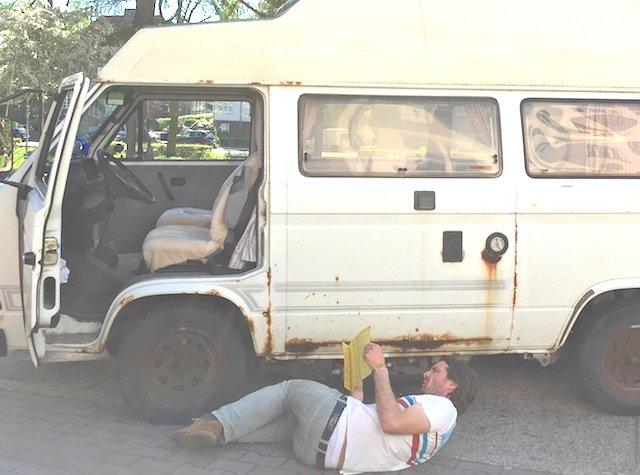 T3 Gaspruefung VW BusChecker