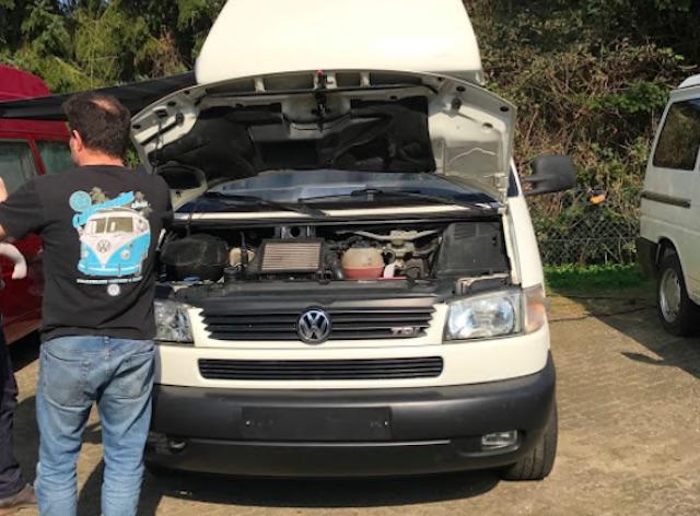 T4 California Norderstedt Erfahrungen VW Bus Checker