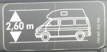 VW Bus T4 California Coach Hochdach Camper Westfalia Kaufberatung