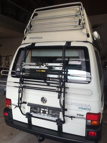 VW Bus T4 California Coach gut erhalten