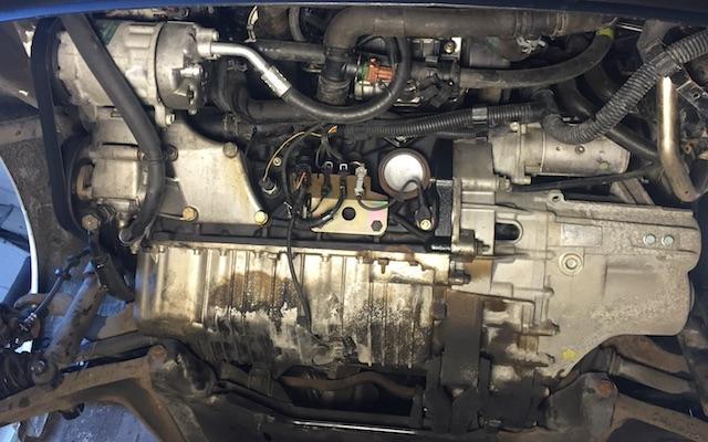VW Bus T4 Motor mit Km Stand 150ooo gut erhalten