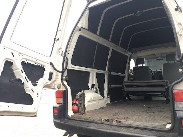 VW Bus daemmen Amaflex Erfahrungen