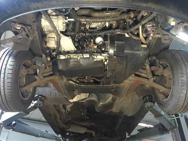 VW Bus T4 FAN360 Technik Check ohne Schallschutzwanne