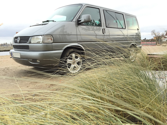 VW Bus T4 Performance mit ABT tuning