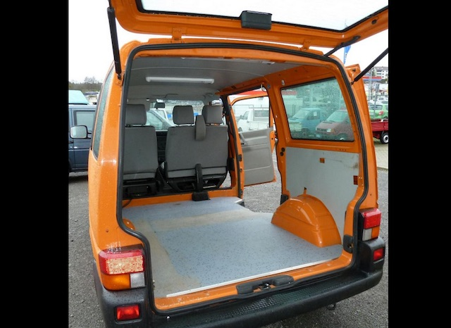 VW Bus T4 Syncro Caravelle Wertanlage