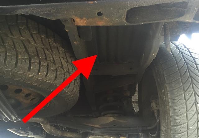 VW Bus T4 Zusatzwaermetauscher im Fond keine Klima