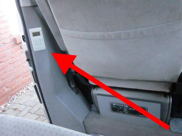 VW Bus T4 zwei Schiebetueren und doppel Klima