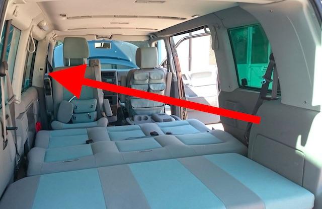 VW Bus T4 zwei Zonen Klimatronic