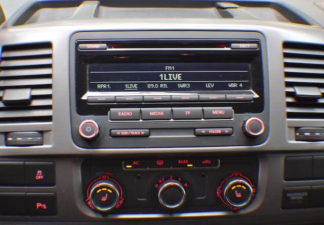 VW Bus T5 manuelle Klima Erfahrungen