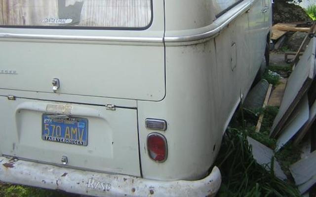 VW Bus T2a Seitenteil Kaufberatung Wertanlage