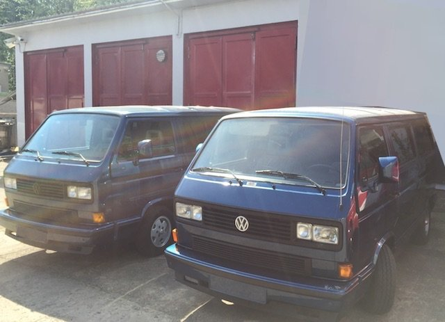 VW Bus T3 Last Limited Berater BusCheckerII
