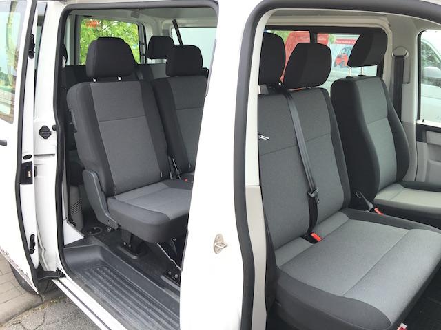 VW Bus T6 Caravelle umbaun zum Camper