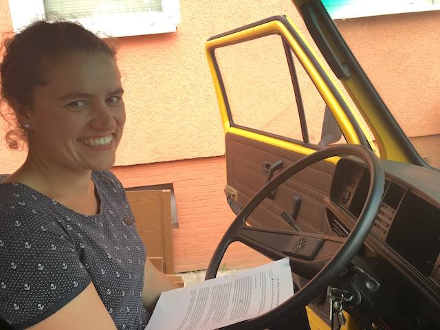 VW Bus T3 Todmannschalter selbst baun