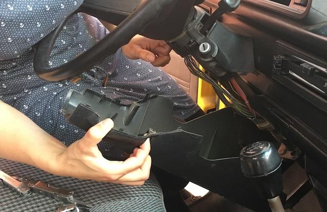 VW Bus T3 Todschalter DIY