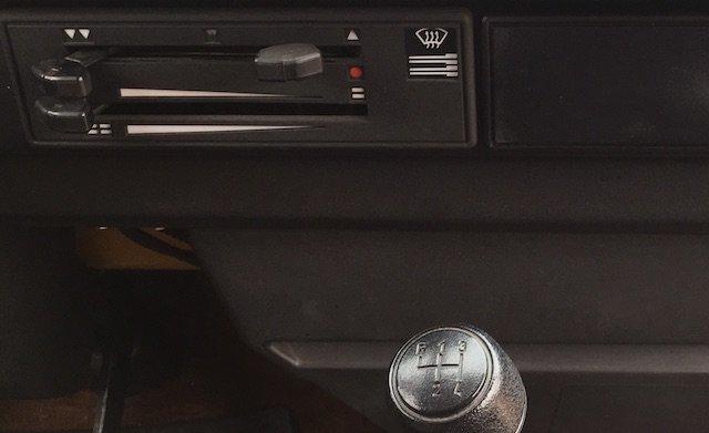 Temperaturregelung VW Bus T3 Luft gekuehlt