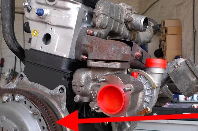 VW Bus T3 Benziner umbaun auf Diesel