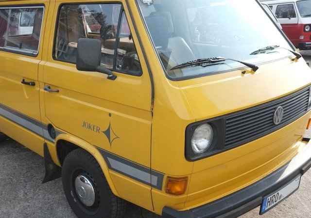 VW Bus T3 per Luft gekuehlt kaufen Erfahrungen BusChecker