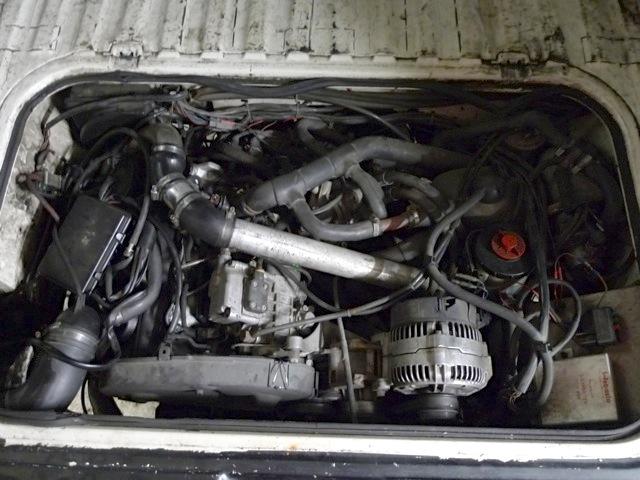 VW Bus T3 Syncro mit TDI Motor und viel Elektronik