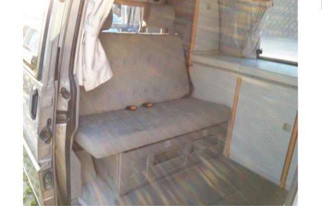 VW Bus T4 California Ausstattung Umbau