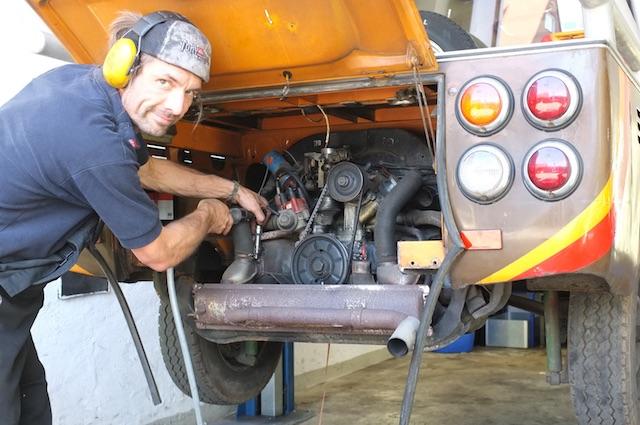 VW Bus T2 Spezialist Gutachter Enrico Nagy