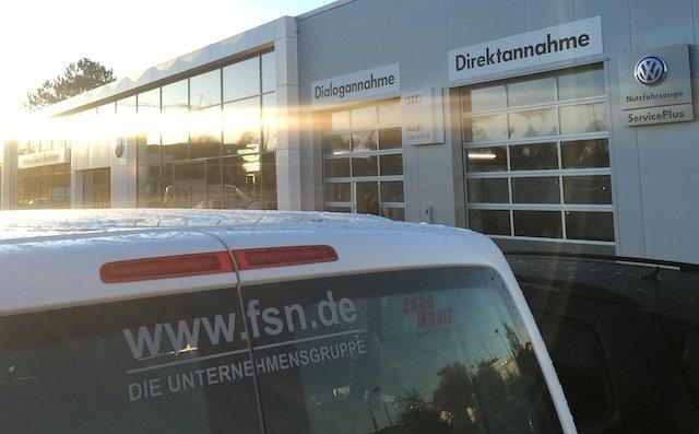 FSN Gruppe VW Nutzfahrzeuge Volkswagen Service