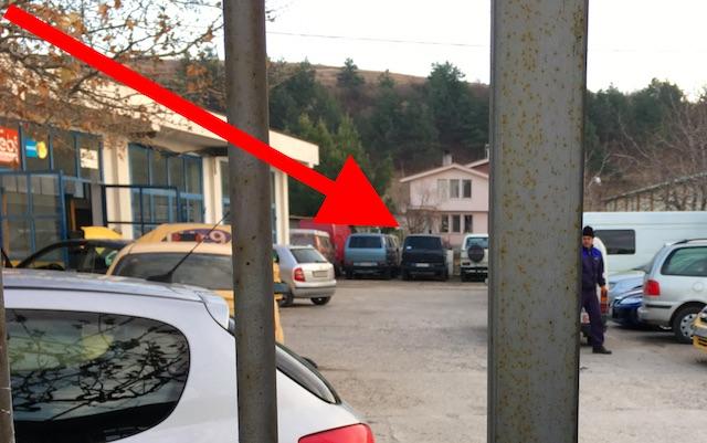T3 Syncro wieder gefunden in Bulgarien Asenowgrad