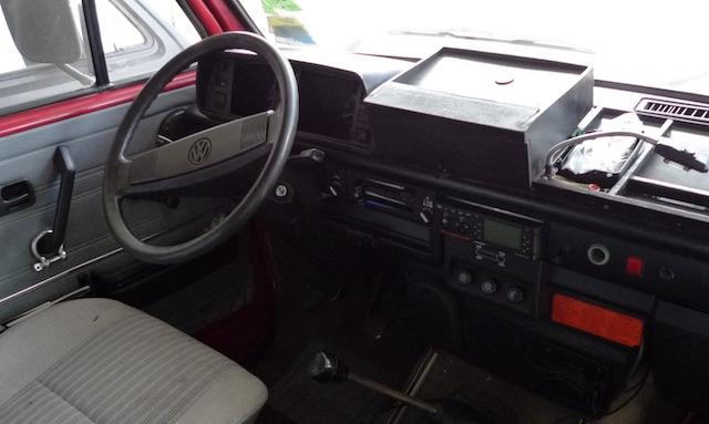 VW Bus T3 Syncro Abschaltallrad nachruesten