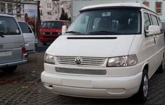 VW Bus T4 Blender erkennen und meiden