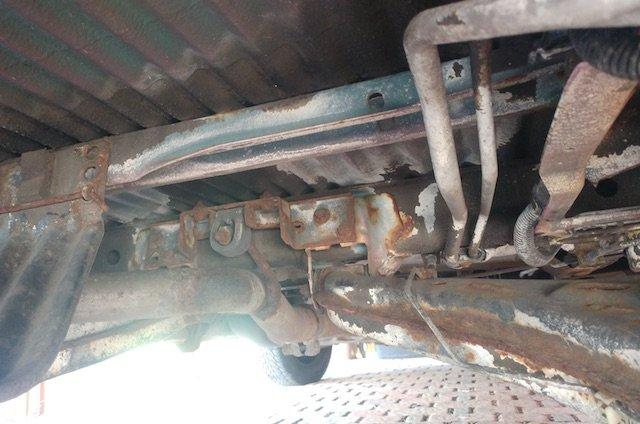 VW Bus T4 Unterboden Rost Erfahrungen Restauration