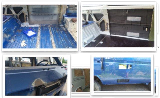 dropbox Link VW Bus T3 restaurieren Begleitung BusChecker