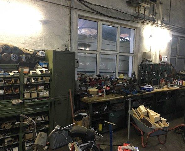 T4 Werkstatt Russland