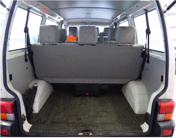 T4 budget Transporter ordentlich erhalten