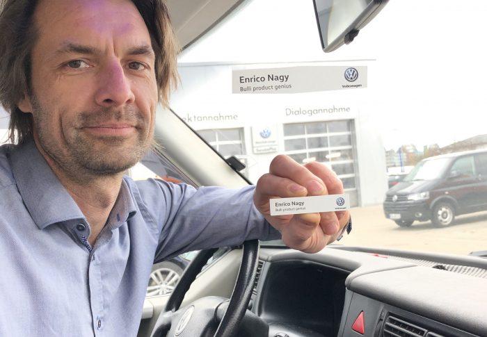 bulli product genius VW Bus Checker