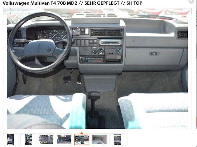 VW Bus T4 2.4 D Klapp Dach Camper Automatik Kaufberatung