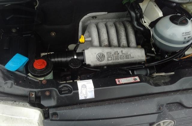 VW Bus T4 2.4 Diesel AAB Kaufberatung
