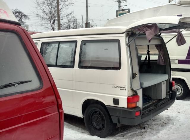VW Bus T4 Camper Spezialist TEST Bus Checker