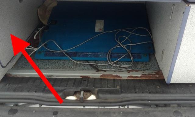 VW Bus T4 Zusatzbatterie KlappDach Camper