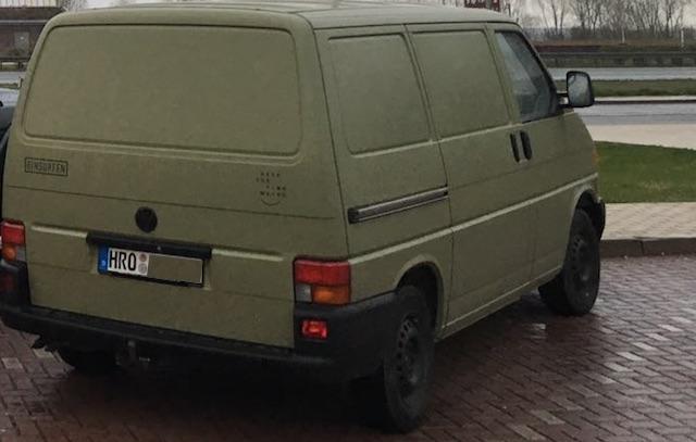 VW Bus T4 low budget camper Kaufberatung