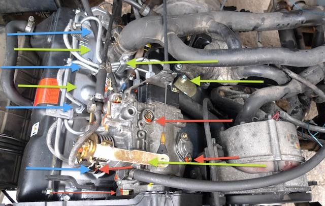 T3 1.7 Diesel Motor general ueberholt Bus Checker
