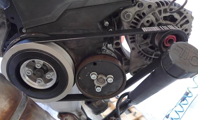 T3 Diesel Umbau 1.9 TD