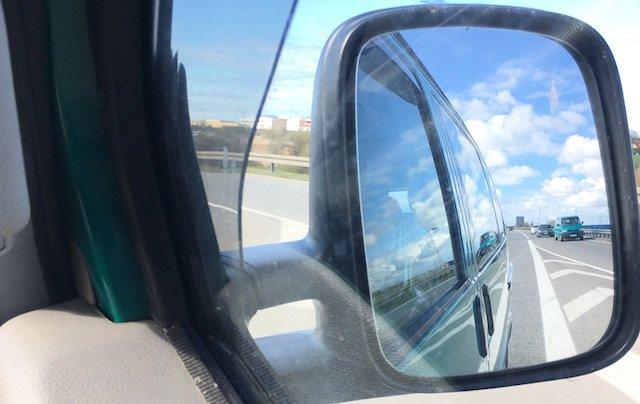 T4 California Auslieferung Probefahrt